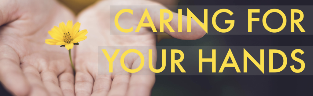 Caring For Your Hands Main Image