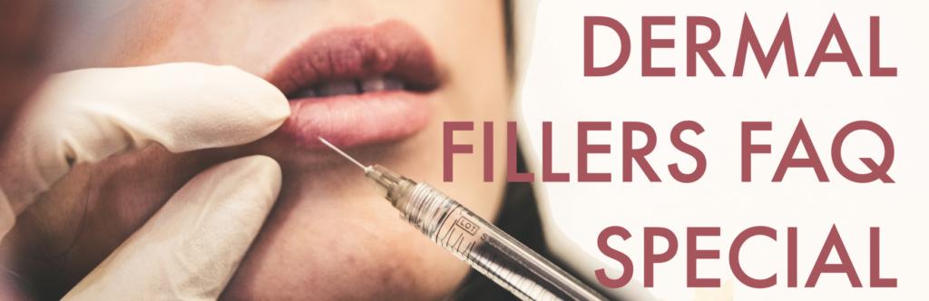 Dermal Fillers FAQ Special Main Image