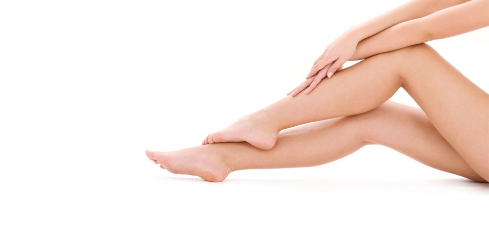 Microsclerotherapy treatment for legs